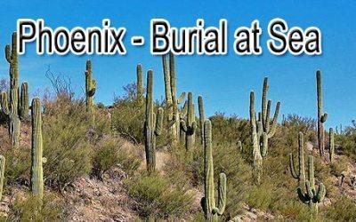 Arizona Residents – Burial at Sea
