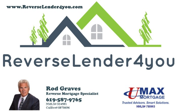 Retirement Strategy, Reverse lender for you