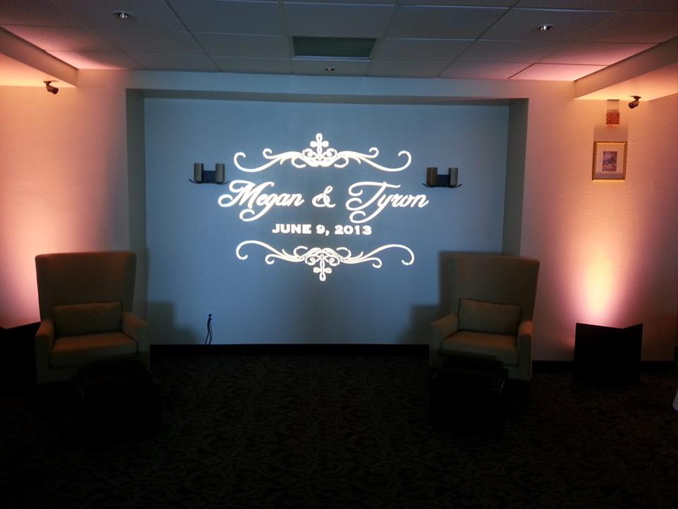 Custom Gobo Lighting San Diego
