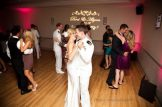 san-diego-military-wedding-custom-gobo-on-wall-with-pink-uplights
