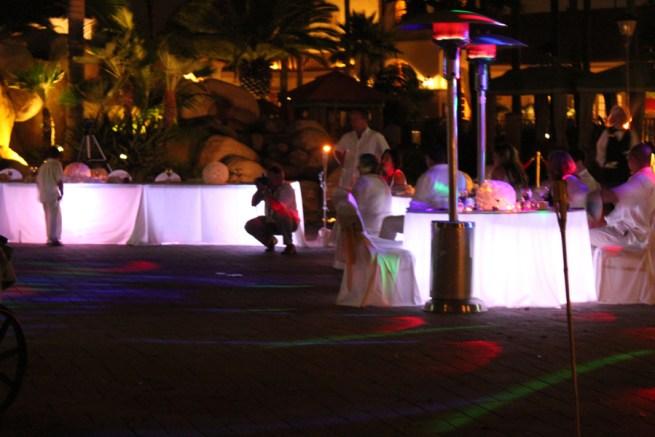 San Diego Events Lighting lights up the Hilton San Diego Resort