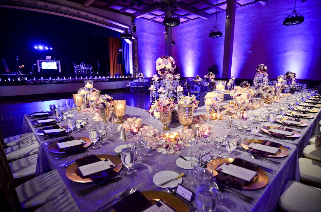 Stage Lighting, Wedding Lighting, San Diego, The Prado