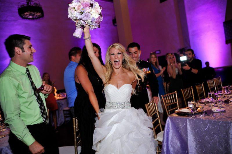 San Diego Wedding Lighting The Prado Balboa Park
