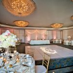 Loews Coronado Wedding Lighting