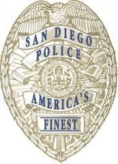 SDPD Badge