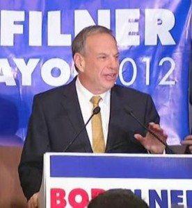 Bob Filner Election Night