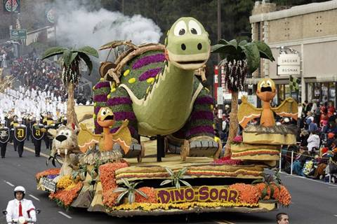 Dino Soar Float