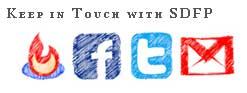 Follows us, tweet us. contact us!