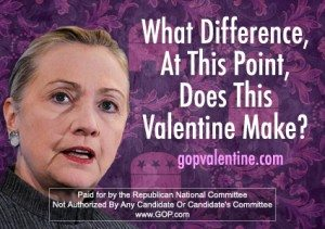 hillary valentine