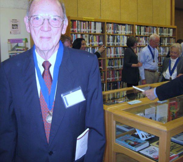 local author Phil Shafer