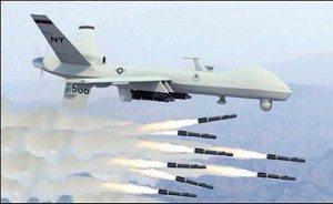 dronefiring