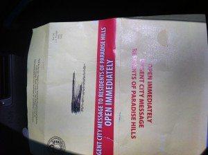 smear mailer