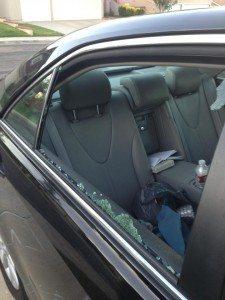 Cindy Marten's car