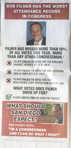 via KPBS: One of the anti-Filner ads