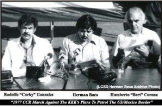 Herman Baca 1977