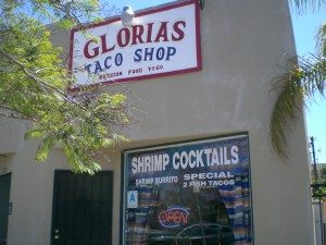 Gloria's Taco Shop