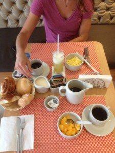 peru breakfast
