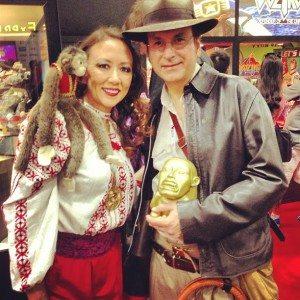 Indiana Jones & Friend