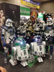 Star Wars & Battlestar