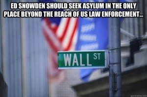 WallStreet Snowden