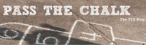 pass the chalk