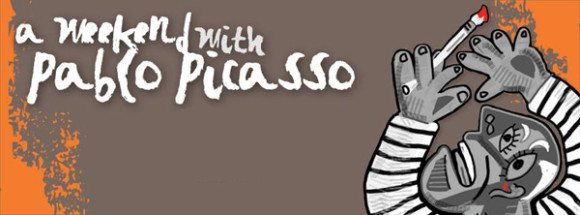 A Weekend with Picasso is written and performed by Herbert Siguenza.
