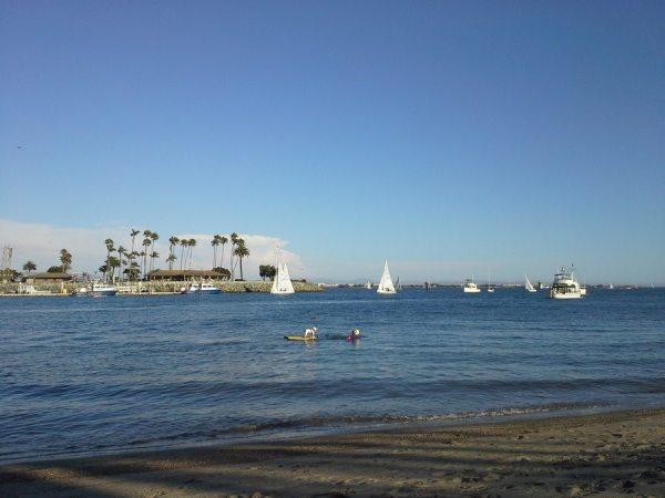 San Diego For Free La Playa Beach Point Loma S Wonderful Hidden Beach