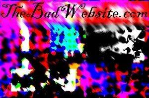bad website