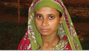 Zesmin Khatun was illegally fired when she was 6 months pregnant (Photo: Institute for Global Labour and Human Rights)
