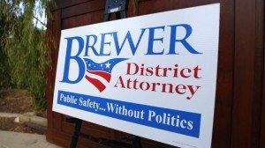 Brewer sign