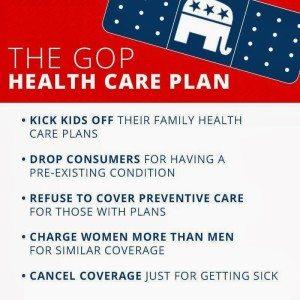 gop health plan