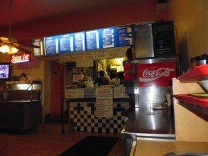 El Cuervo order counter