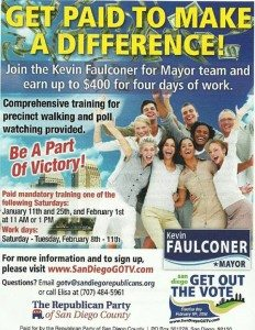 Faulconer get paid