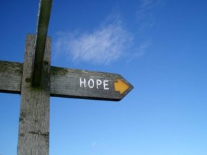 My New Year's Resolution for 2017: Abandon Hope