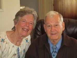 Marlene and Floyd Morrow