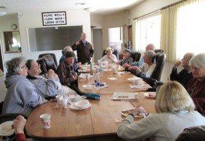 Morrow's Philosopher's Roundtable