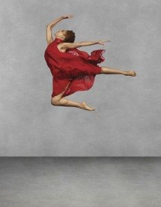 Belen Pereyra And The Alvin Ailey American Dance Theater In Costa Mesa