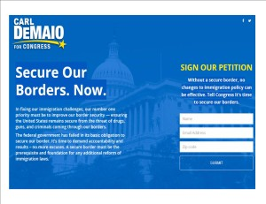 DeMaio Secure Our Borders