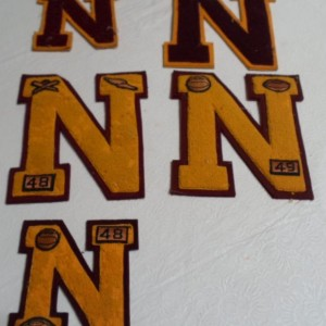 Athletic Letters from Neighborhood House