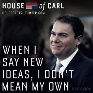 house carl ideas