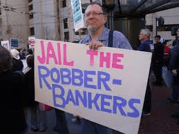 jail the bank robbers