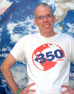 Bill McKibben photo by Jennifer Esperanza on Flickr