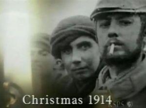 christmas 1914