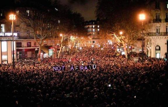 Paris demo