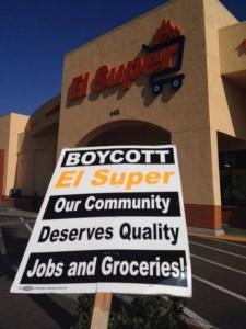 el super boycott