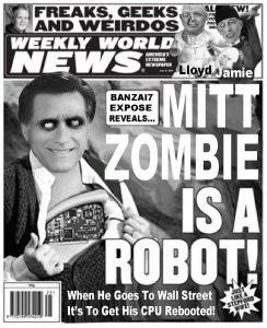 zombie alert