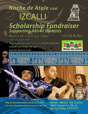 Izcalli-event-3-3-15