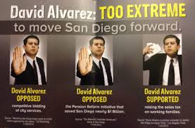 alvarez racist flyer