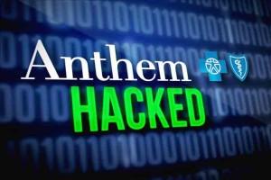 anthem hacked