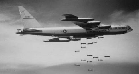 b52 bombing